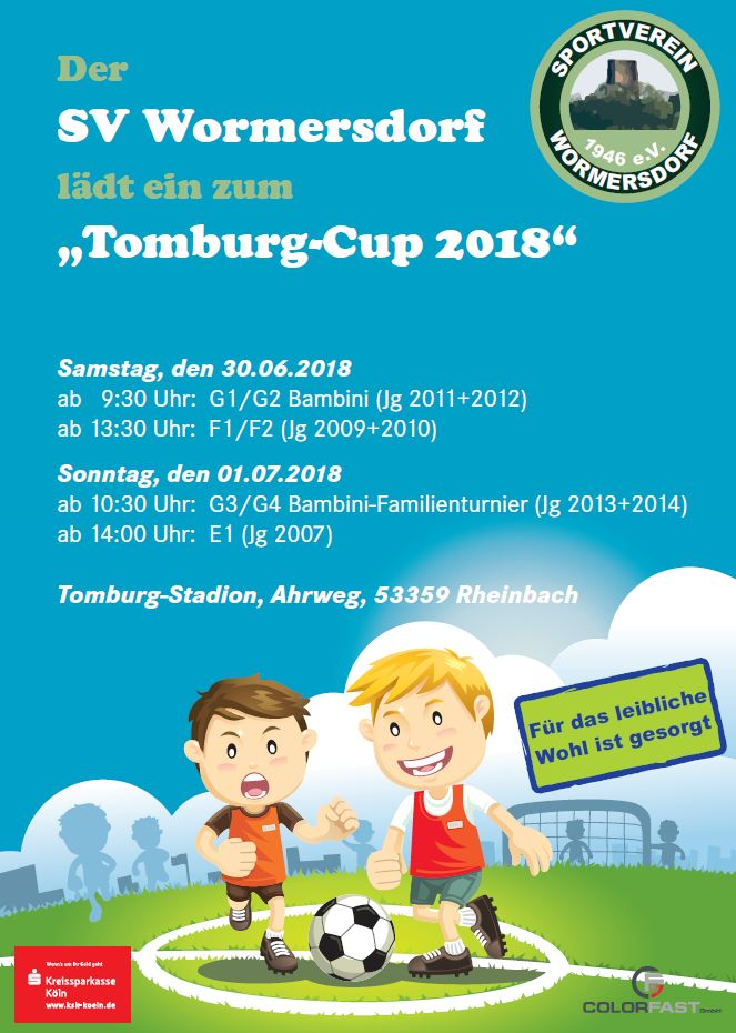 Tomburg Cup 2018